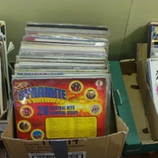 Large Collection of LP Records. Country/Hits/Classical etc.