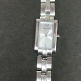 Ladies Emporio Armani Bracelet Watch - working order