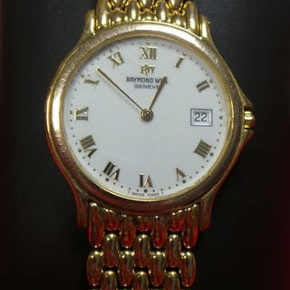 Gents Raymond Weil Watch ( boxed )