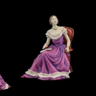 Royal Doulton Classics Ltd and Numbered Edition Collectors C...