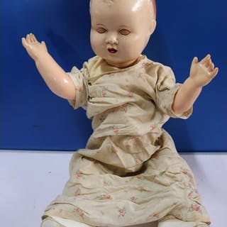 A Sarold Manufacturing Ltd doll