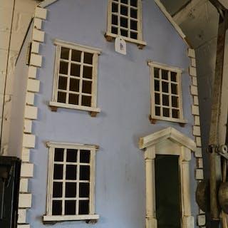 A dolls house.