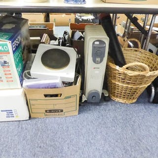 """DRAWING PROJECTOR """"300XK"""" (BOXED AS NEW, A) AN ELECTRIC RADI..."""