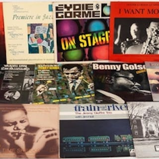 JAZZ, VINYL RECORDS-G IS FOR TERRY GIBBS-ITS TIME WE MET, Fo...