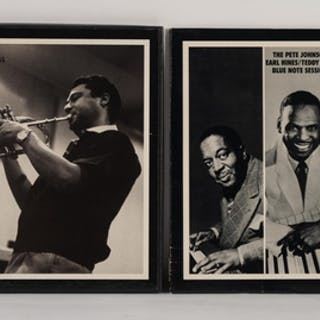 JAZZ, VINYL RECORDS- M IS FOR MOSAIC RECORDS- THE COMPLETE A...