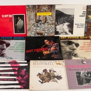 JAZZ, VINYL RECORDS-P IS FOR MARTY PAICH- HOT PIANO, Tampa R...
