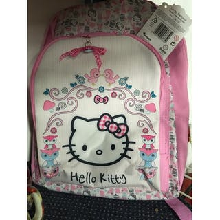 e0674065d A Pink Hello Kitty Backpack Current Sales Barnebys Co Uk