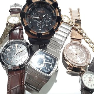 Mixed watches. REF 72, 363, 371, 372.