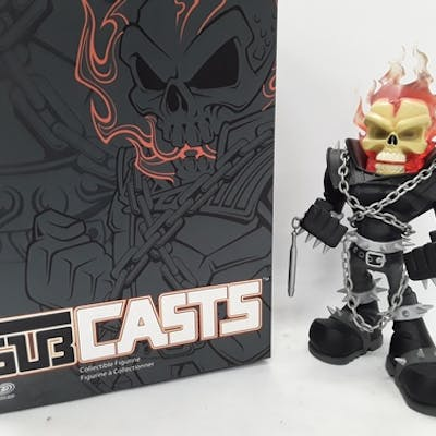 Marvel Ghost Rider Subcasts figure by Upper Deck Entertainme...