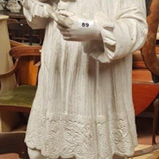 A Good Statue.H 110cms.