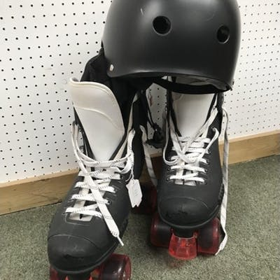 Roller boots & safety equipment, quantity of games, books, c...