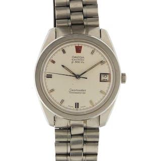 Gentleman's Omega Seamaster chronometer F300HZ electronic wr...