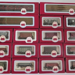 A OO-Gauge Collection of DAPOL Carriages and Rolling Stock, ...
