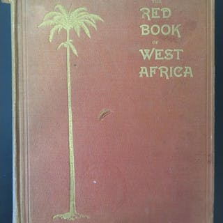 The Red Book of West Africa by Allister Macmillan, W.H. & L....