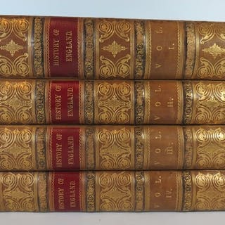The History of England by David Hume and William Cooke Staff...