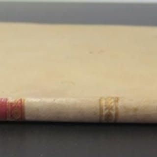 Rosmunda Tragedia by Giovanni Rucellai, Padova 1728