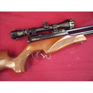 As new BSA Ultra SE  177 air rifle fitted with 3-9x40 scope
