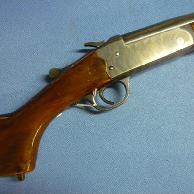 Astra Vanguard single barrel top lever  410 shotgun with 27