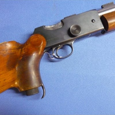 BSA Martini International MKIII .22 lever action target rifl...