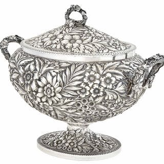 Baltimore Sterling Silver Covered Soup Tureen