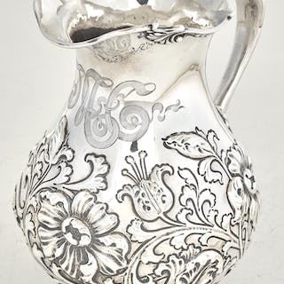 American Sterling Silver Water Pitcher