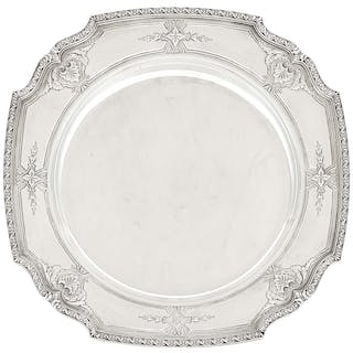 Tiffany & Co. Sterling Silver Serving Plate