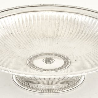 Tiffany & Co. Sterling Silver Footed Centerpiece Bowl