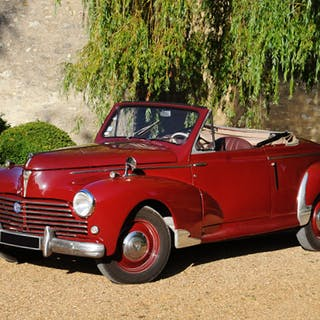 1953 - Peugeot 203 Cabriolet
