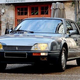 1987 - CITROËN CX GTI TURBO