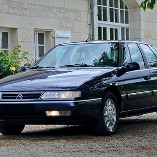 1998 – CITROËN XM V6 EXCLUSIVE