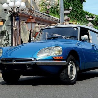 1975 - CITROËN DS 20 BREAK CONFORT