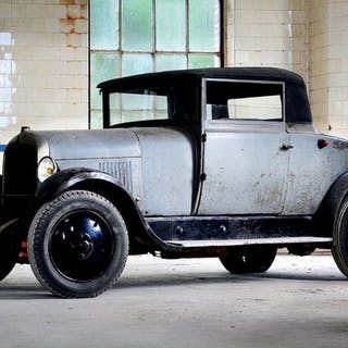 CIRCA 1926 CITROEN B14 COUPE