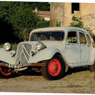 1939 - CITROEN TRACTION 11B LIMOUSINE