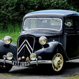 1938 - CITROEN TRACTION 11 BL