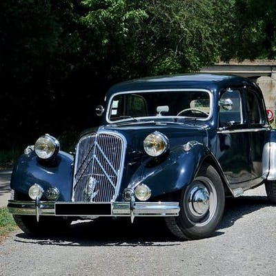 1955 - CITROEN TRACTION 15/6 H