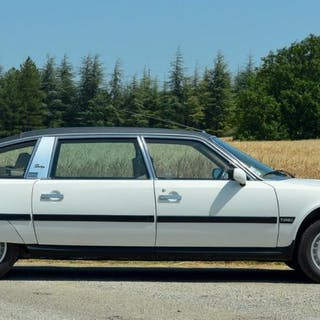 1989 - CITROËN CX PRESTIGE TURBO 2