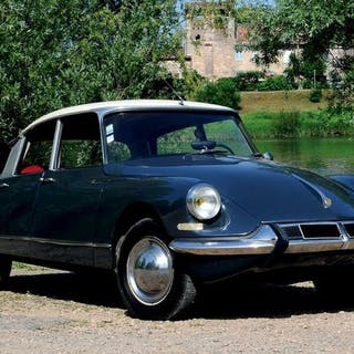 1965 - CITROËN ID 19 P