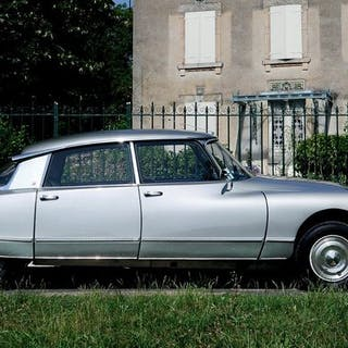 1967 - Citroën DS 21 M Pallas