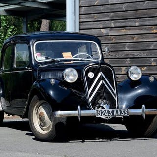1954 - CITROEN TRACTION 11 BL