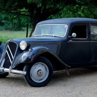 1956 - CITROEN TRACTION 11 B