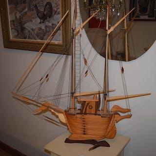 Modellfartyg