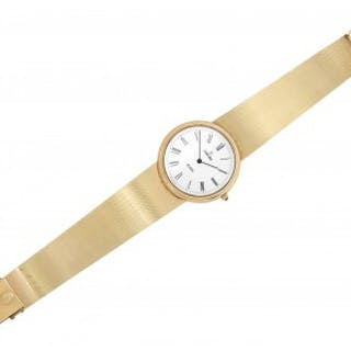A Gold Wristwatch, Concord