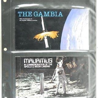 Apollo Collectible - Gambia & Mauritis.