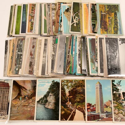 Midwest General Postcards (105318)