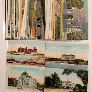 Rhode Island Postcards (104983)