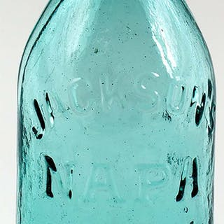 JACKSON'S SPRING'S NAPA SODA BOTTLE (30203)