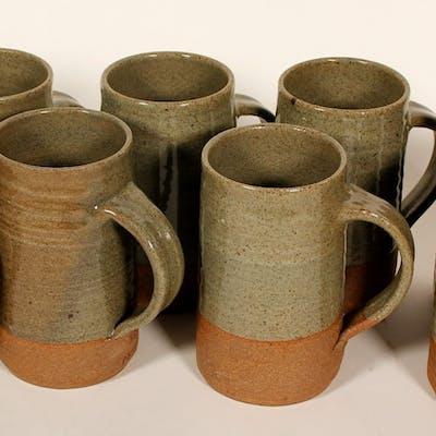 Beer Steins / German / 8 items (89524)