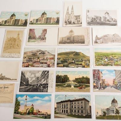 Helena, Montana Postcard Collection (54015)