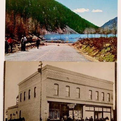Chewelah Washington Postcard (105310)