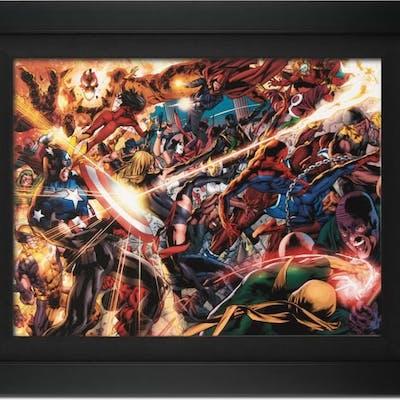 New Avengers #50 by Stan Lee - Marvel Comics